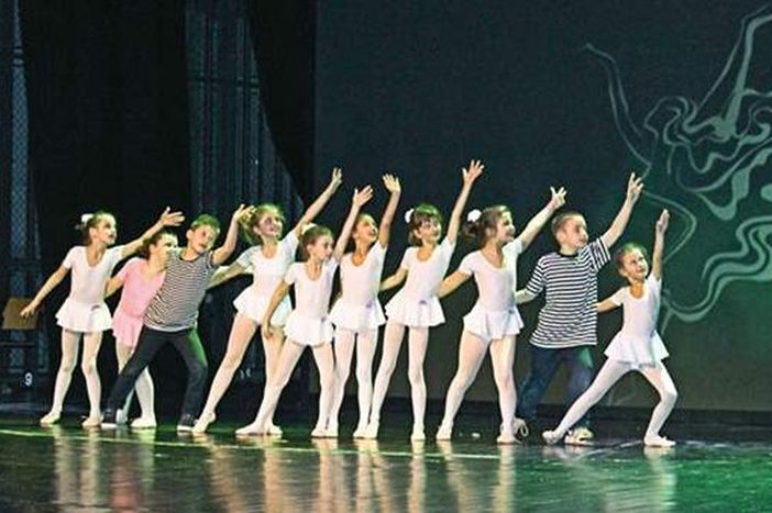 Plesna večer - 12. Dani plesa