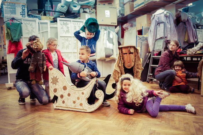 Uključi se u bajku! - Otvorenje izložbe fotografija Danijela Solde u organizaciji OK-URIDa.