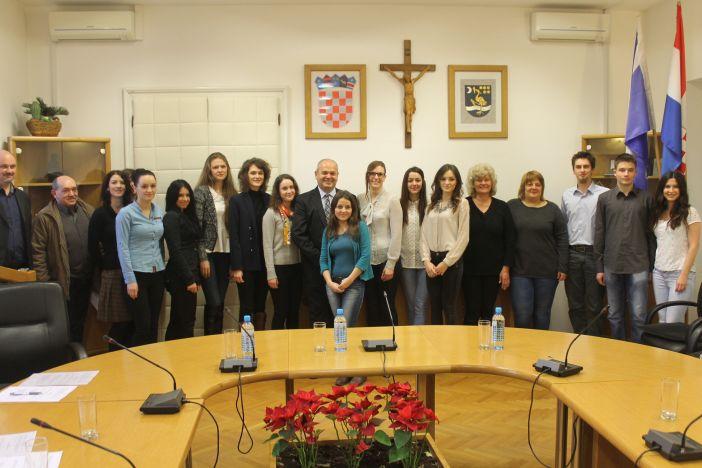 Grad dodijelio stipendije svim studentima koji su ispunili uvijete