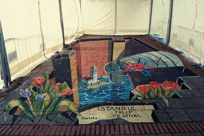 Filip Mrvelj slikom Galata tornja završio sudjelovanje na Tulip festu u Istanbulu