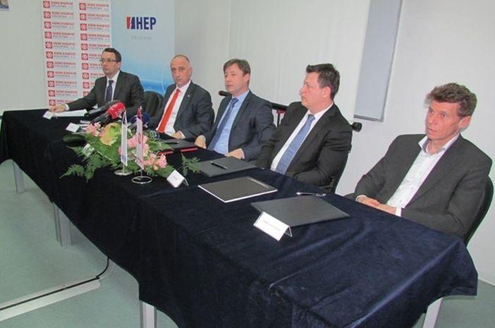 ĐURO ĐAKOVIĆ Potpisan vrijedan ugovor s HEP-om