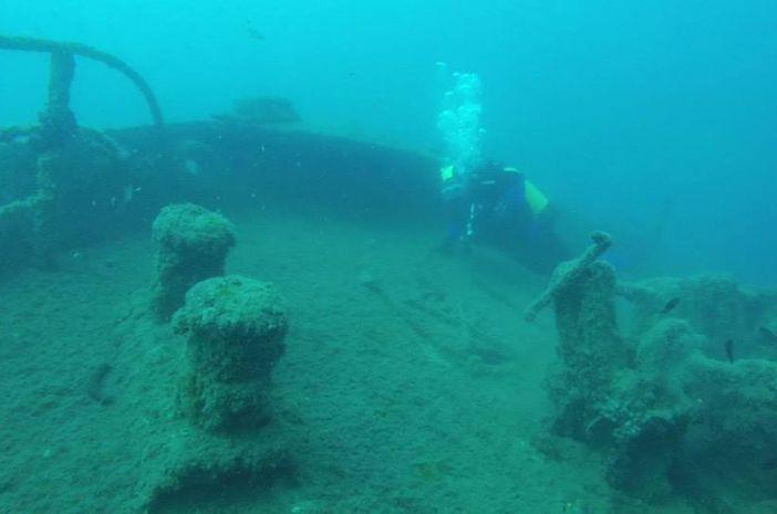 Ronioci Marsonije čistili podmorje u Crikvenici
