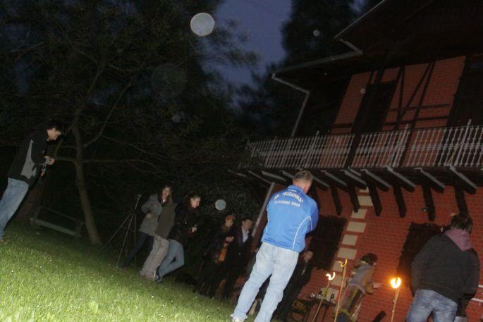 'Noć pod zvijezdama' na Brlićevcu