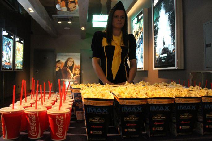 Posao u Multipleksu Blitz - Cinestar