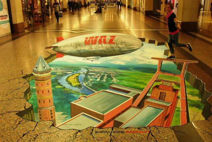 Mrveljov Zeppelin u Mulheimu oduševio Nijemce