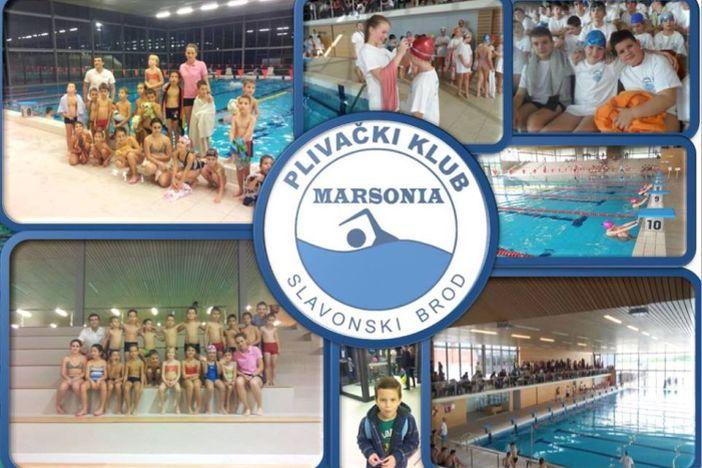 Rođendan plivačkog i vaterpolo kluba Marsonia