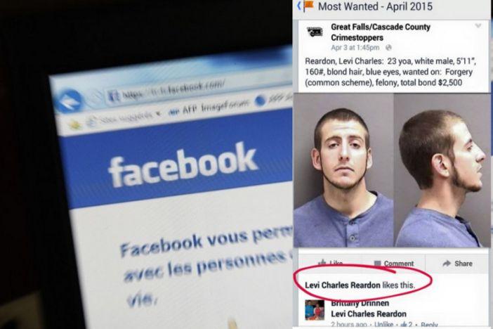 GENIJALAC Uhićen kriminalac koji je lajkao svoju tjeralicu na Facebooku