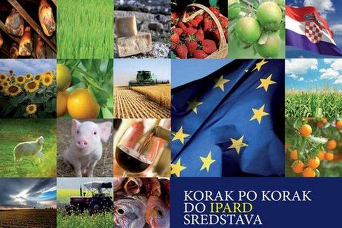 895 tisuća kuna za poljoprivrednu mehanizaciju iz IPARD-a