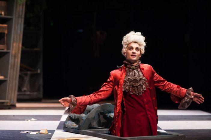 Kazališna predstava 'Amadeus'