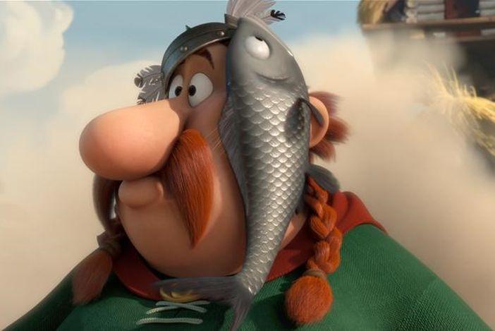 Asterix: Grad bogova 3D SINK