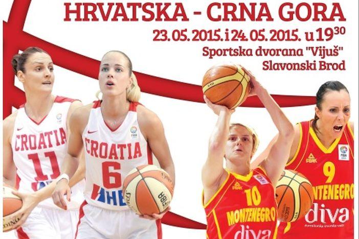 Hrvatska ženska seniorska reprezentacija od danas u Slavonskom Brodu