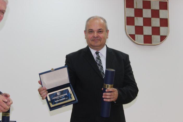 Mirko Duspara počasni građanin Gornje Vrbe