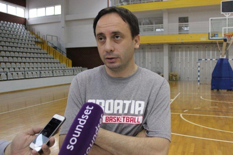 Posjetili smo na trening hrvatske ženske košarkaške reprezentacije