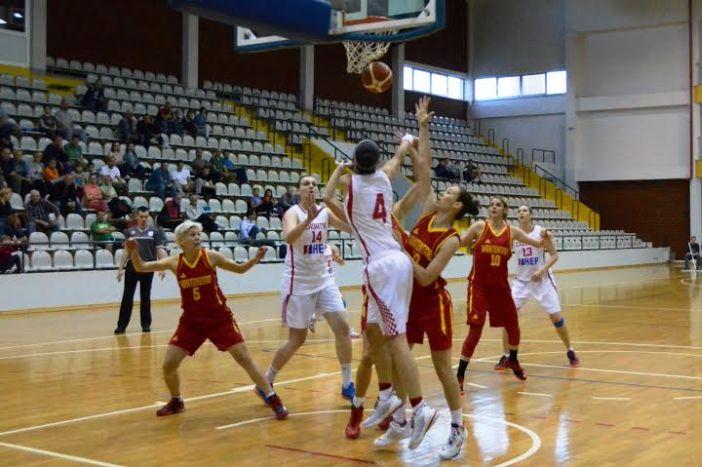 Crnogorke slavile u Dvorani Vijuš