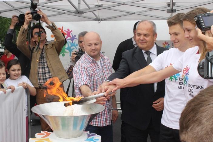 Sportske igre mladih i u Slavonskom Brodu