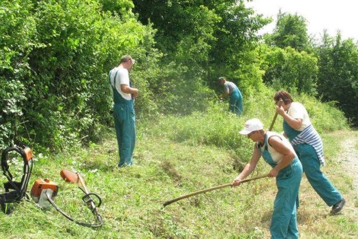 Počinju javni radovi na području Općine Oriovac