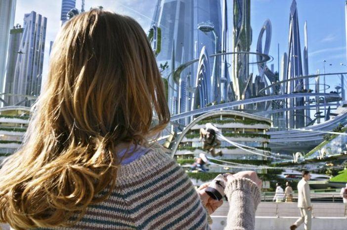 Nemilosrdni gadovi: recenzija filma 'Sutrozemlje: Novi svijet'