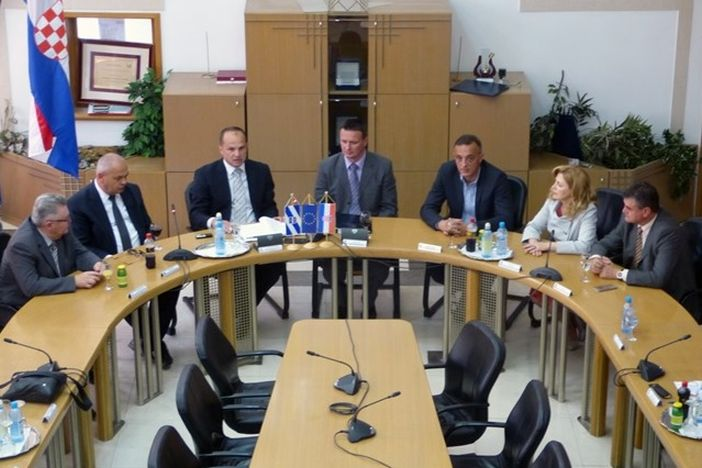 Potpisan Ugovor o izradi Master plana održivog razvoja prometnog sustava na području županije