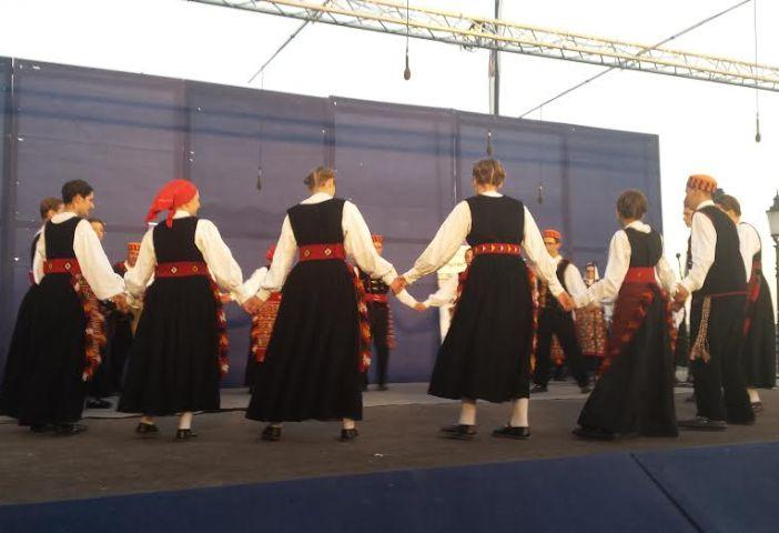 Na Korzu održana Smotra koreografiranog folklora