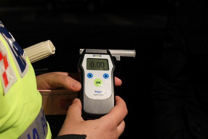 Svaki 18. vozač bio pod utjecajem alkohola