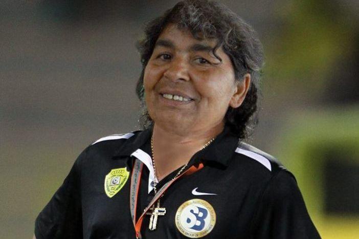 Karikature Brođana: Zorka Radosavljević (Maradona)
