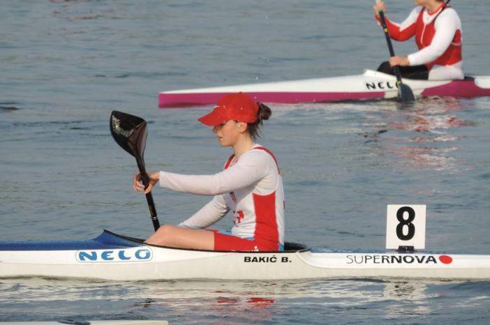 Brigita Bakić izborila polufinale na 500 metara