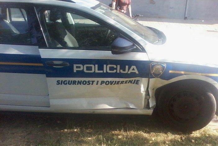 Na nepreglednom križanju oduzeo prednost - policiji