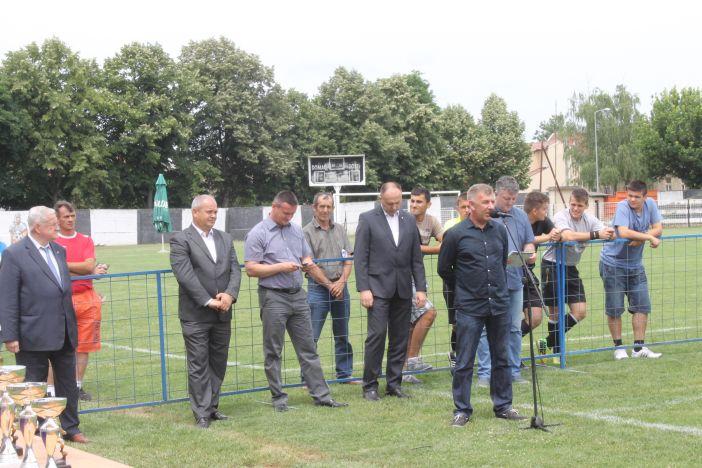 Gadonačelnik Duspara: Gradit ćemo stadion kapaciteta 10.000 gledatelja, ali na drugom mjestu
