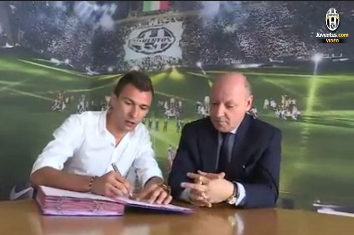 Mario Mandžukić za Juventus TV odmah povukao paralelu što veže Marsoniju i Juventus