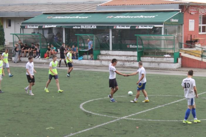 Odigran kvalifikacijski nogometni turnir za Sportske igre mladih