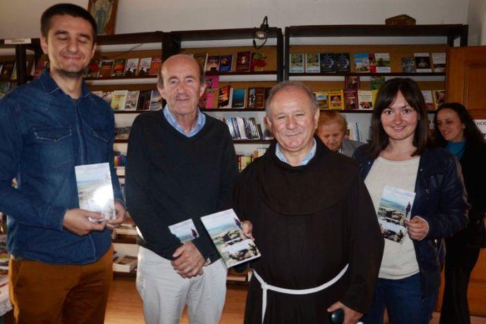 Održana promocija knjige Tomislava Ivančića 'Budi odvažan i hrabar'