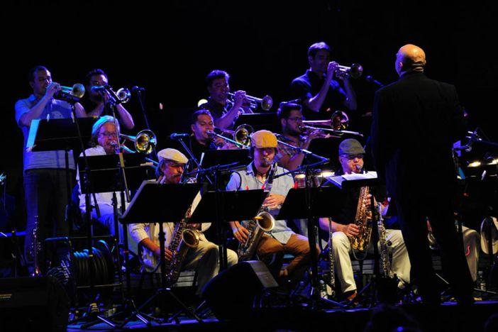 Koncert Jazz orkestra HRT-a