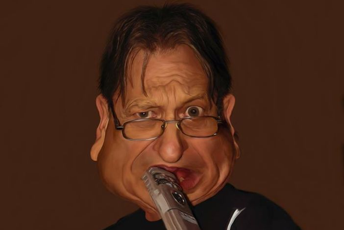 Karikature Brođana: Prki Tomičević