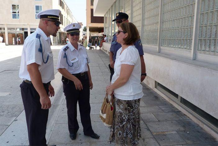 Strani policajci stigli na hrvatsku obalu