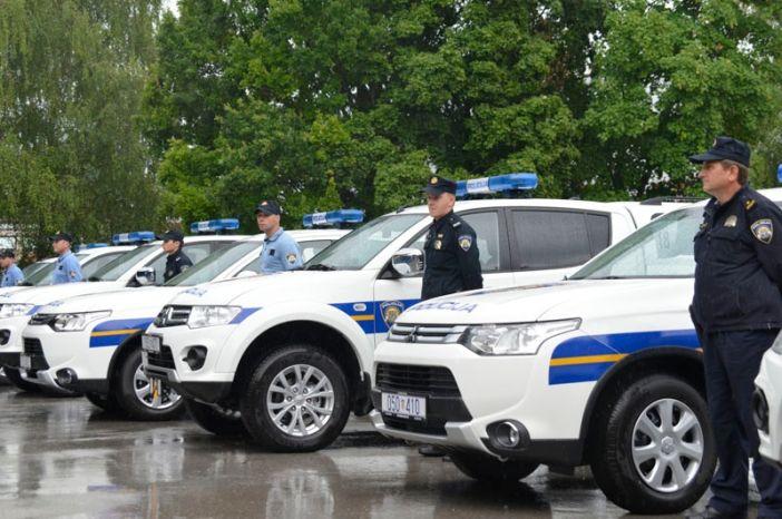 Isporučeno zadnjih 50 vozila za zaštitu vanjske granice, pet u našoj županiji