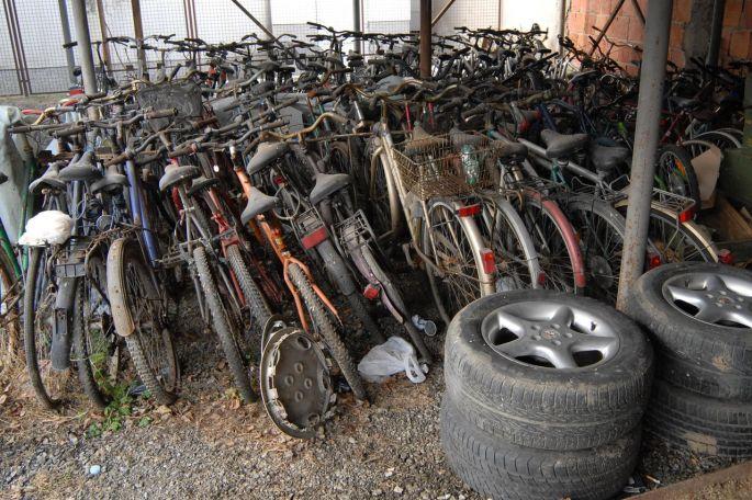 Dolijali kradljivci bicikala