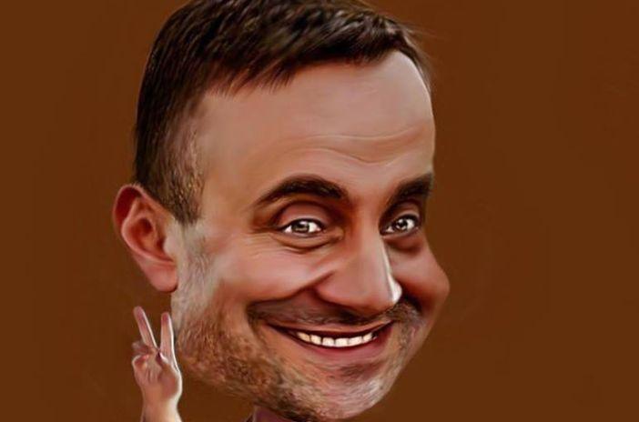 Karikature Brođana: Tomislav Vovk