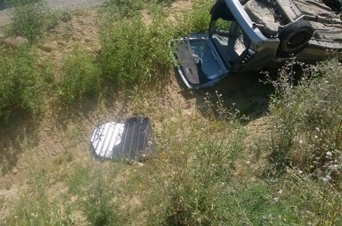 U prevrtanju automobila na novogradiškoj obilaznici teško ozlijeđena vozačica