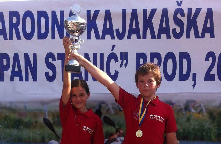 Kajakaši Olimpika ukupni pobjednici međunarodne regate 'Bosanski Brod 2015.'