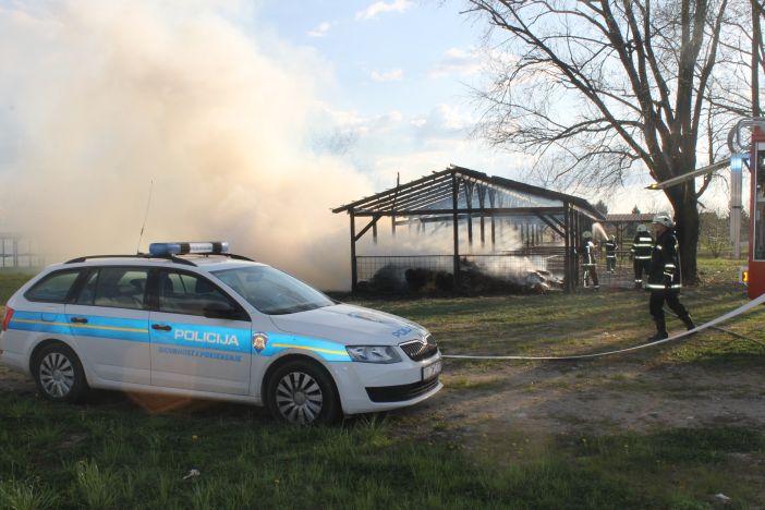 Jučer su požari izbijali na otvorenom, ali i u industrijskom pogonu