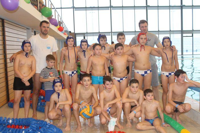 Plivački i vaterpolo klub Marsonia proslavili 3. rođendan