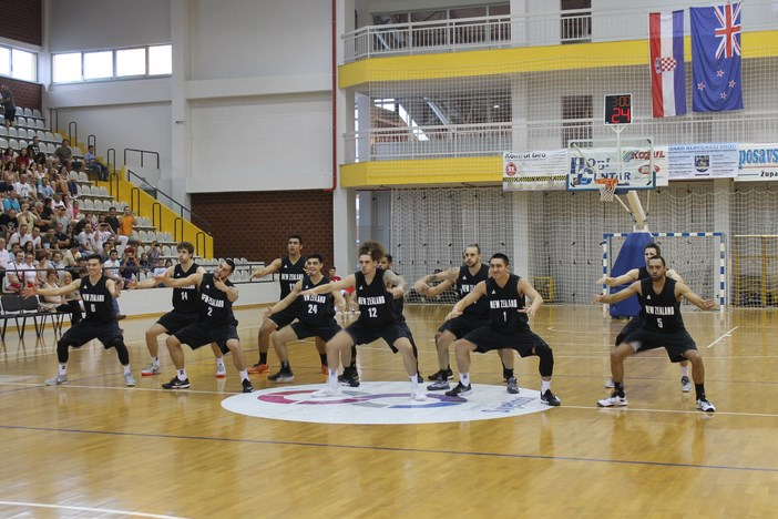 Hrvatska slavila protiv Novog Zelanda