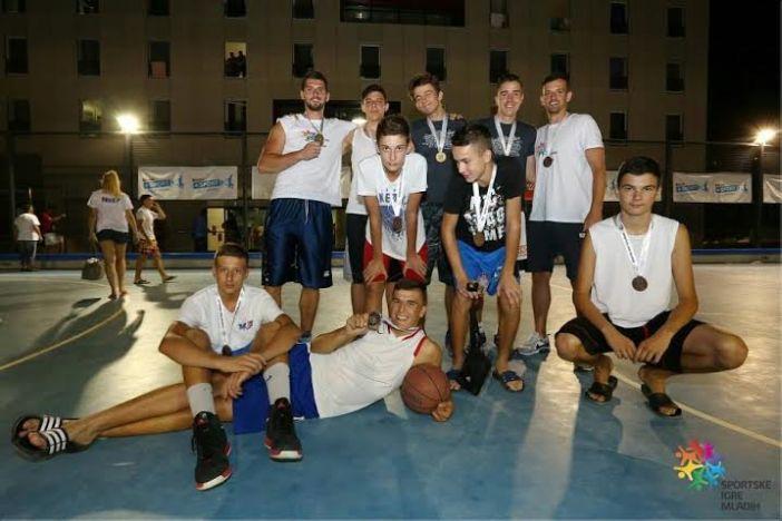 Brođani se vratili s medaljama iz Splita sa završnice  Sportskih igara mladih