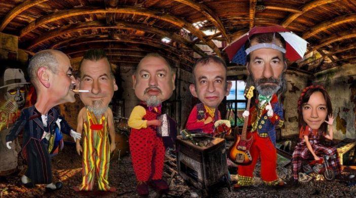 Karikature Brođana: VIS Cirkus