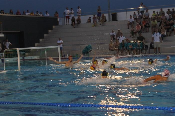 VATERPOLO U15: Hrvatska - Australija 12:10