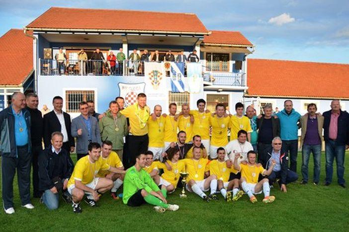 Izvučeni parovi 1. kola županijskog nogometnog kupa