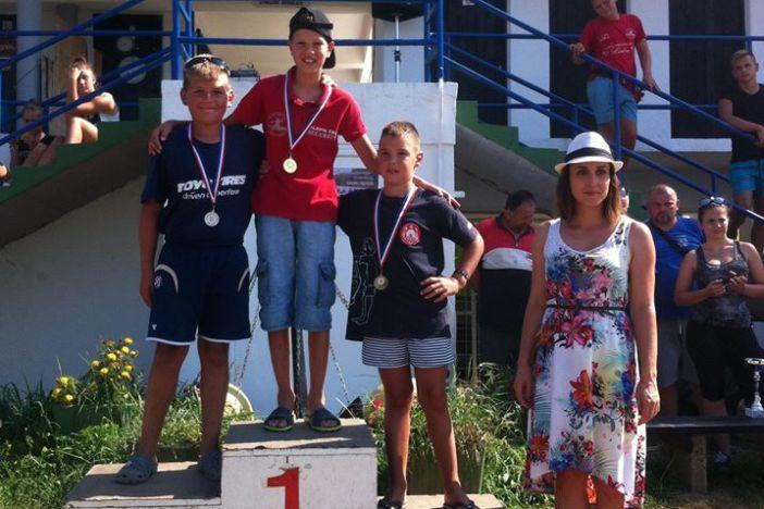 Orioliku drugo, a Marsoniji treće mjesto na regati 'Lovrencovo 2015', Olimpiku 1. u školi kajaka