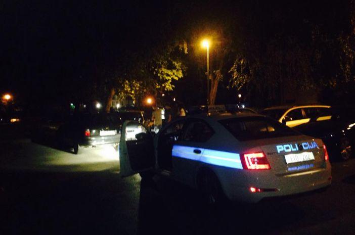 Policija u službi građana. Ponoćna akcija brodskih plavaca