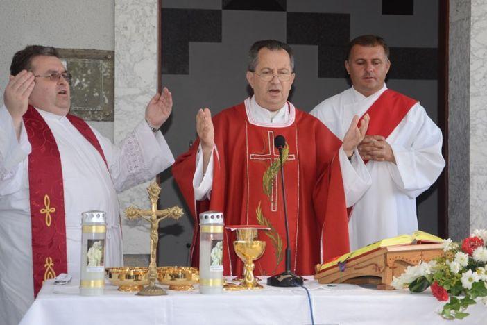 Proslava sv. Lovre u Slavonskom Brodu