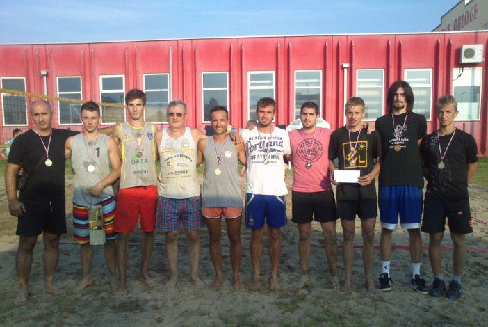 Turnir u odbojci na pijesku Slavonski Brod 2015